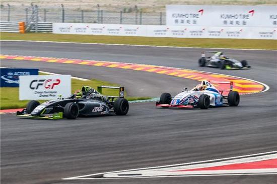 燃爆归来 激擎开战 锦湖轮胎助力FIA F4&CFGP