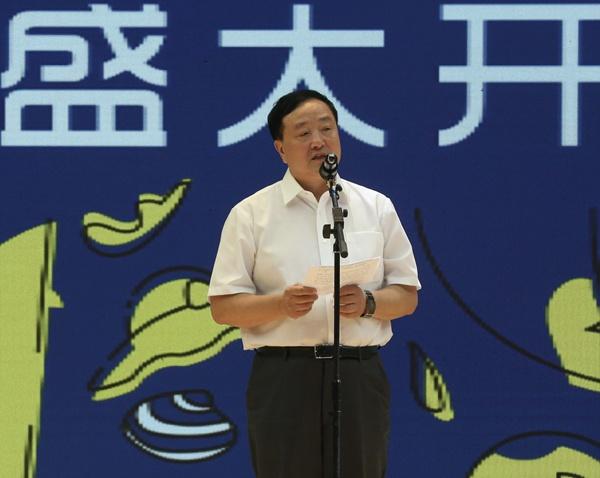 2019中国(葫芦岛·兴城)国际沙滩·泳装文化博览会 暨中国国际泳装展开幕