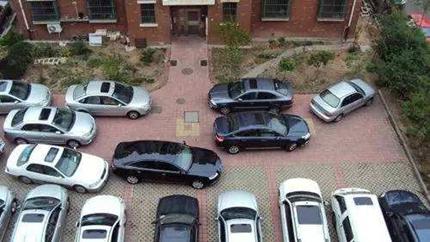 老旧小区停车难题怎么破?